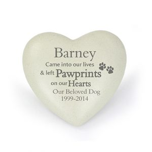 Personalised Pet Memorial