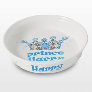 Princed Personalised Pet Bowl