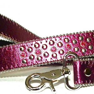 Jewelled Amethyst Lead