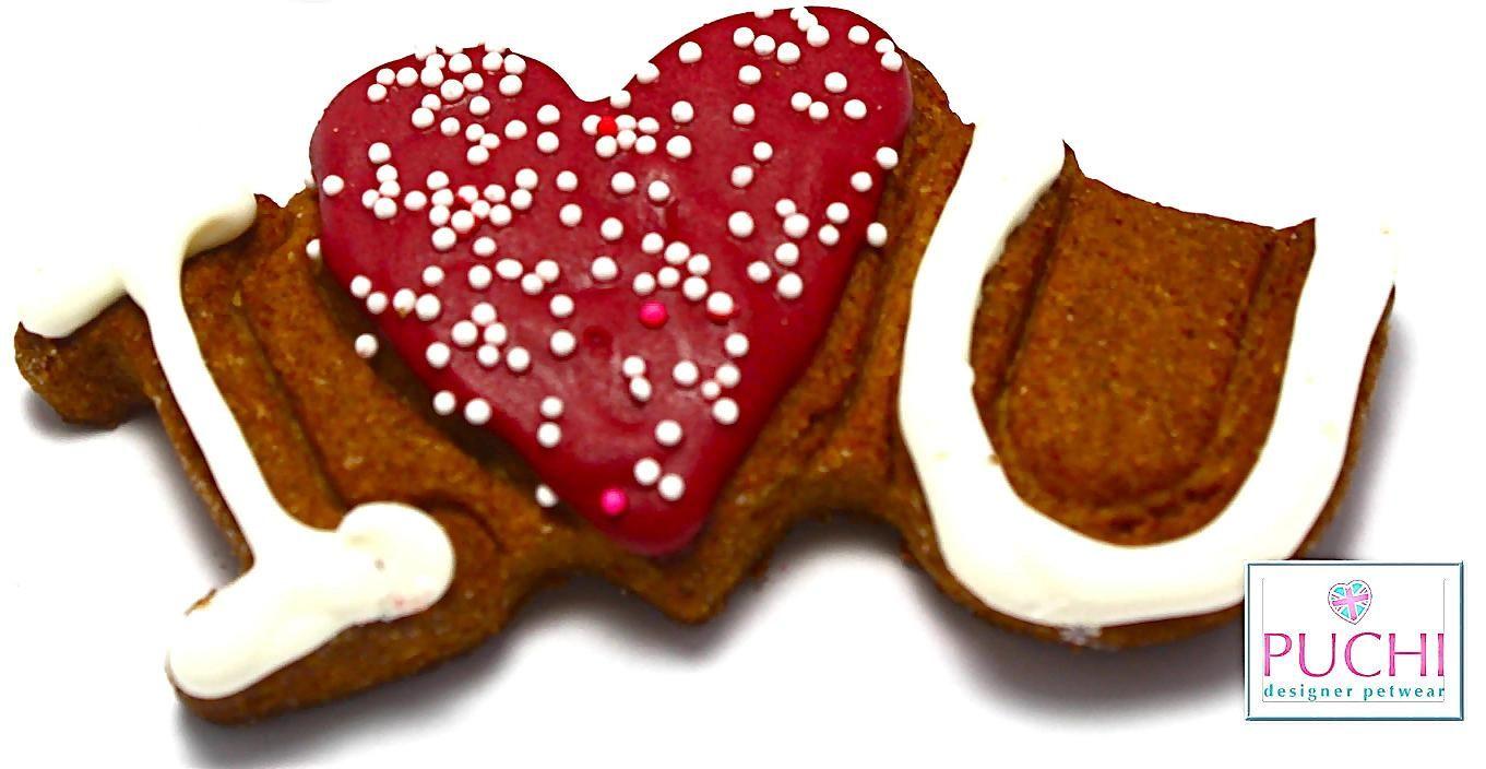 I Love U Cookie