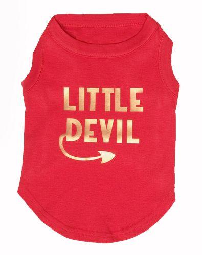 Little Devil Dog Tshirt