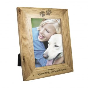 7 x 5 Pet Photo Frame