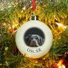 Pet Memorial Christmas Bauble